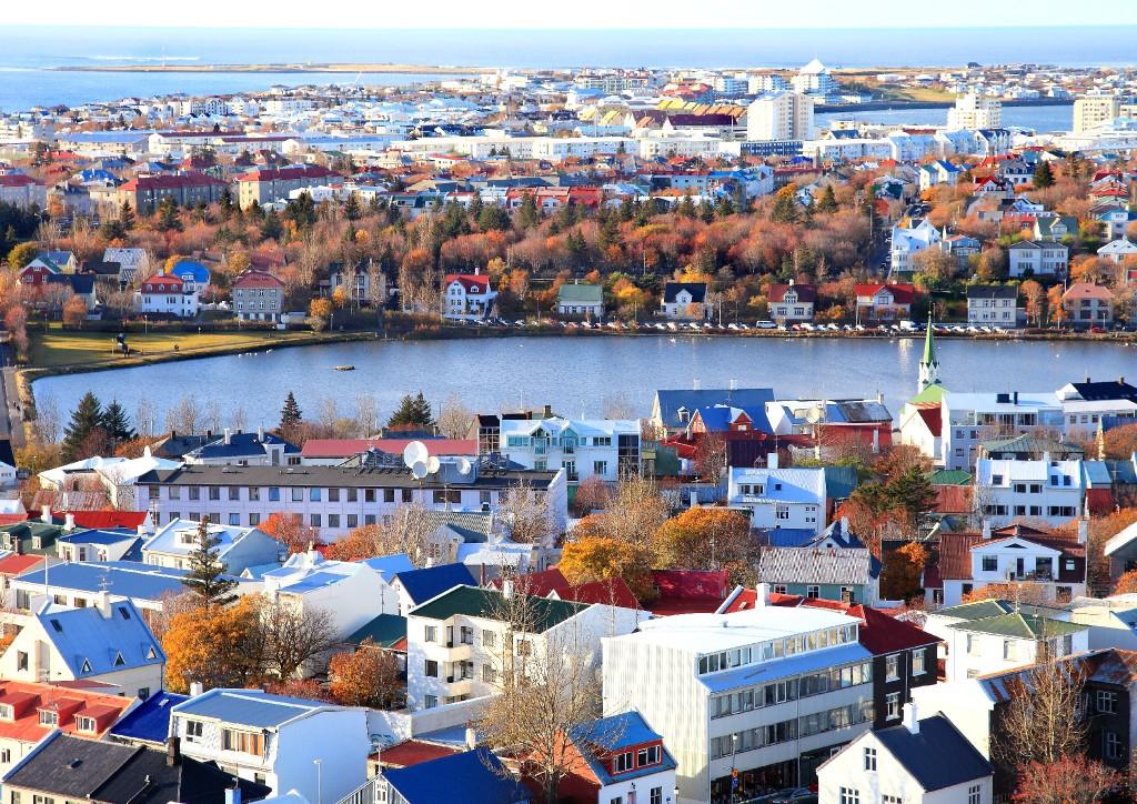 Islande Faire Le Tour Ou Le Centre